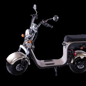 Električni skuter Mini Harley – Gold