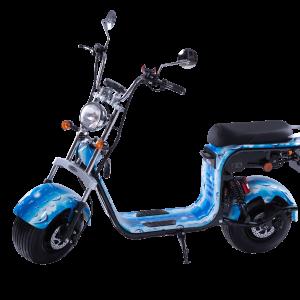 Električni skuter Mini Harley – Delphine