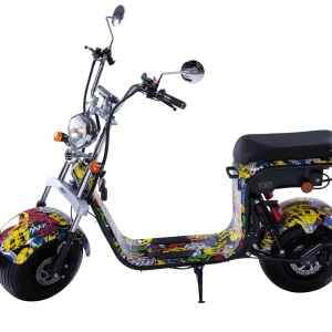 Električni skuter Mini Harley – Hip Hop