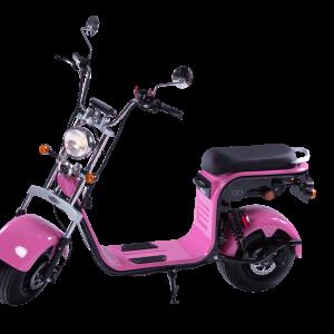 Električni skuter Mini Harley – Pink