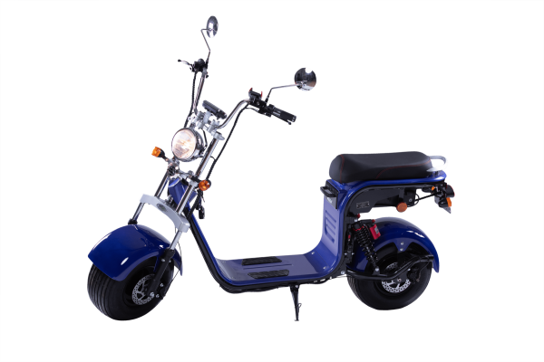 elektricni skuter mini harley royal blue.png