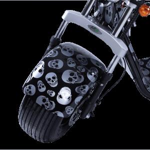 Električni skuter Mini Harley – Skeleton