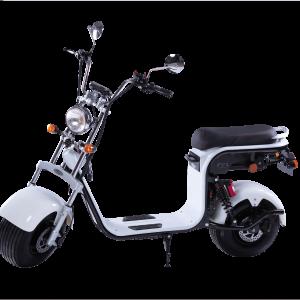 Električni skuter Mini Harley – White