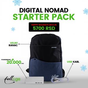 Digital nomad starter pack