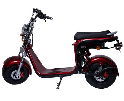 mini harley red wine 001
